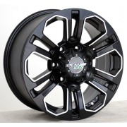 66032 WHEELS :16X7.5 INCH 6X139'7 ET+10 OFF-ROAD