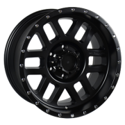 76092 WHEELS :17x9.0 INCH 5X120 ET-12 OFFSET