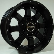 75005 WHEELS 17X9.0 6X139'7  ET-0  Off-Road Jantı
