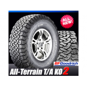 BF GOODRICH 255/70R16 120/117S ALL-TERRAIN T/A KO-2