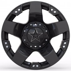 303217 WHEELS :17X9.0 INCH 6X139'7 ET-0 ROCKSTAR OFF ROAD JANTI