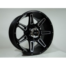 62094 WHEELS 16X8.0 INCH 6X139'7 ET-10 OFF-ROAD JANT