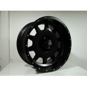75080 WHEELS 17X9.0 INCH 6X139'7 OFF-ROAD JANT