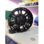 F11902 WHEELS 17X9.0 INCH 5X127 OFF-ROAD JANT RUBICON UYUMLU