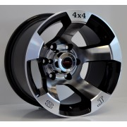 569 WHEELS : 15x9.0 INCH 5X139'7 ET-45 OFFSET