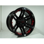 76099 WHEELS 17X9.0 INCH 6X139'7 OFF-ROAD JANT