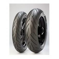 KAMPANYA SET Pirelli Diablo Rosso-3 120/70ZR17 -- -180/55ZR17