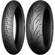 KAMPANYA SET Michelin Pilot Road-4 120-70 R17 58W ---180-55 R17 73W