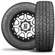 COOPER 275/70 R 18 DISCOVERER A/T3 125S