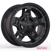 30331790 WHEELS 17X9.0 5X127 ET-10 Off-Road Jant